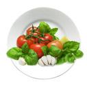 Vegetable cream-soup