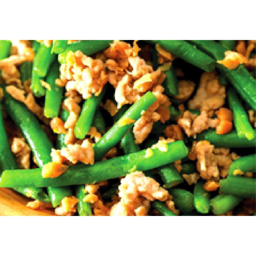 Bông cải xào tỏi