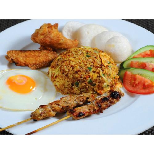 Cơm rang cay kiểu Kampong