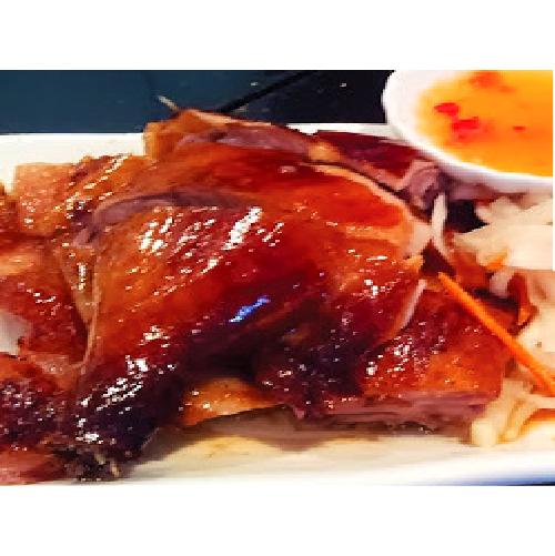 Gà nướng kiểu Trung